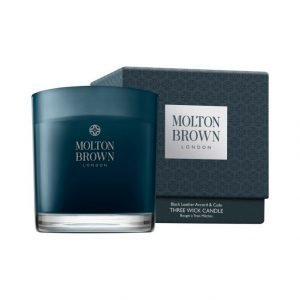 Molton Black Leather Accord & Cade Single Tuoksukynttilä 643 g