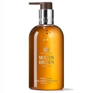 Molton Brown Amber Cocoon Fine Liquid Hand Wash 300 Ml