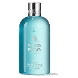 Molton Brown Coastal Cypress & Sea Fennel Bath And Shower Gel 300 Ml
