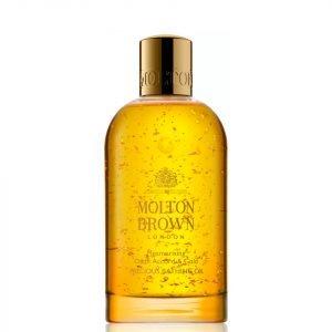 Molton Brown Oudh Accord & Gold Precious Bathing Oil