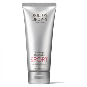 Molton Brown Re-Charge Black Pepper Sport 4-In-1 Body Wash 200 Ml