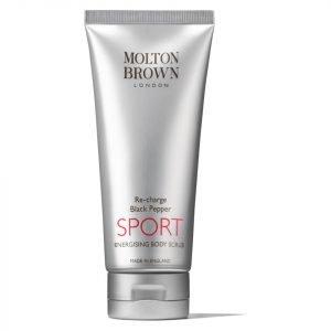 Molton Brown Re-Charge Black Pepper Sport Energising Body Scrub 200 Ml
