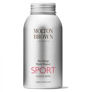 Molton Brown Re-Charge Black Pepper Sport Muscle Soak 300 G
