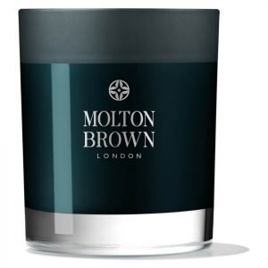 Molton Brown Russian Leather Single Wick Candle 180 G