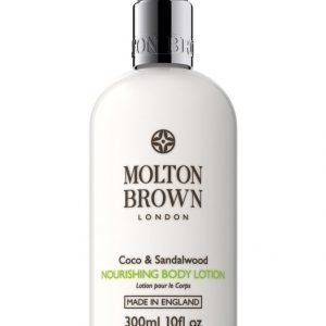 Molton Coco & Sandalwood Body Lotion Vartalovoide 300 ml