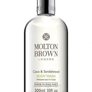 Molton Coco & Sandalwood Bodywash Suihkugeeli 300 ml
