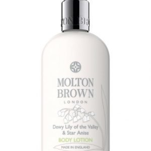 Molton Dewy Lily Of The Valley & Star Anise Body Lotion Vartalovoide 300 ml