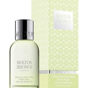 Molton Dewy Lily Of The Valley & Star Anise Edt Tuoksu 50 ml