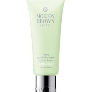 Molton Dewy Lily Of The Valley & Star Anise Käsivoide 40 ml