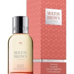 Molton Gingerlily Edt Tuoksu 50 ml