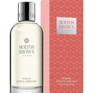 Molton Gingerlily Home & Linen Mist Huonetuoksu 100 ml