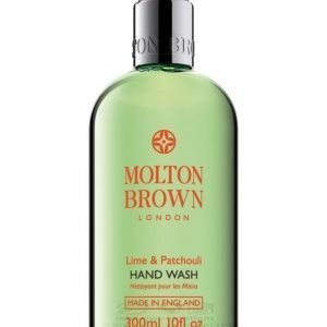 Molton Lime & Patchouli Käsisaippua 300 ml