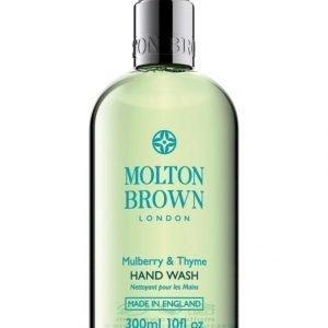Molton Mulberry & Thyme Käsisaippua 300 ml