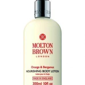 Molton Orange & Bergamot Body Lotion Vartalovoide 300 ml