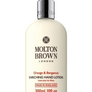Molton Orange & Bergamot Hand Lotion Käsivoide 300 ml
