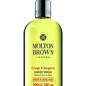 Molton Orange & Bergamot Hand Wash Nestesaippua 300 ml