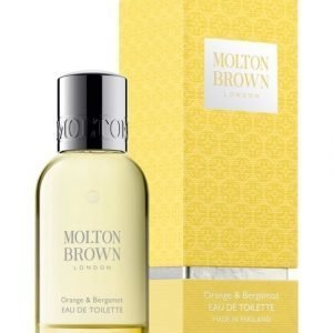 Molton Orange & Bergamotte Edt Tuoksu 50 ml