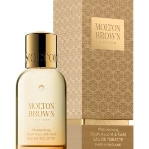 Molton Oudh Accord & Gold Edt Tuoksu 50 ml