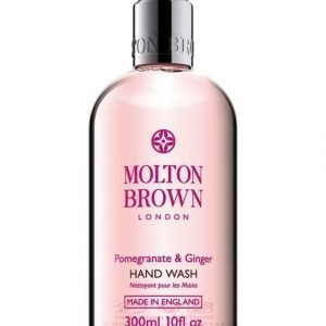 Molton Pomegranate & Ginger Hand Wash Nestesaippua 300 ml