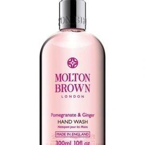 Molton Pomegranate & Ginger Hand Wash Nestesaippua 300 ml