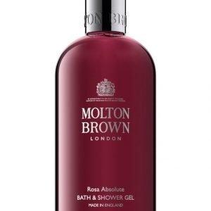 Molton Rosa Absolute Body Wash Suihkusaippua 300 ml