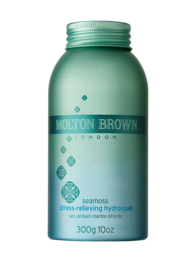 Molton Seamoss Stress Relieving Hydrosoak Kylpysuola 300 g