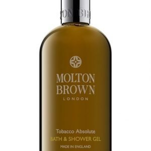Molton Tobacco Absolute Body Wash Suihkusaippua 300 ml