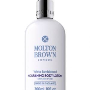 Molton White Sandalwood Body Lotion Vartalovoide 300 ml
