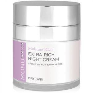Monu Extra Rich Night Cream 50 Ml