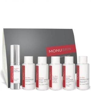 Monuskin For Men Leisure Pack