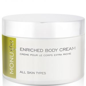Monuspa Rose & Lemon Enriched Body Cream 180 Ml