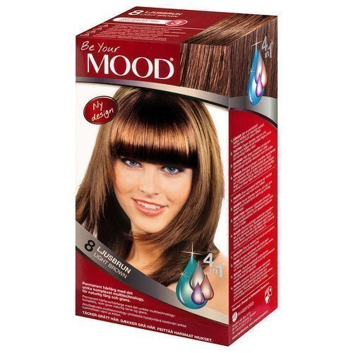Mood Haircolor 08 Light Brown