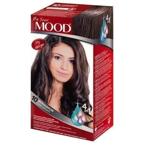 Mood Haircolor 10 Dark Brown