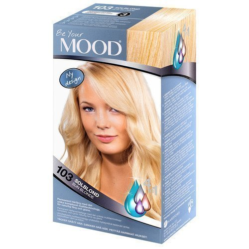 Mood Haircolor 103 Sun Blonde