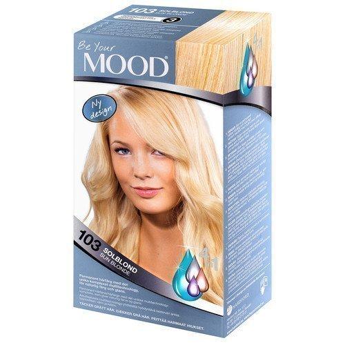 Mood Haircolor 103 Sun Blonde