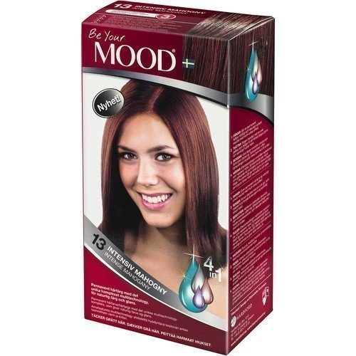 Mood Haircolor 13 Intensiv Mahogny