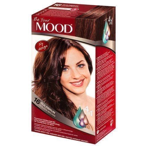 Mood Haircolor 16 Golden Brown