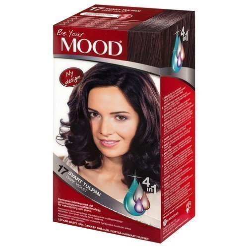 Mood Haircolor 17 Dark Violet
