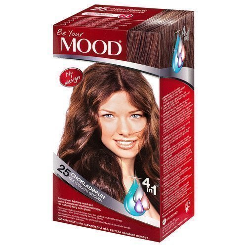 Mood Haircolor 25 Chocolate Brown