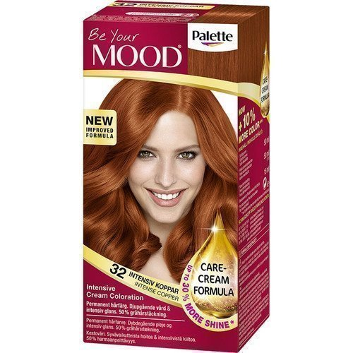 Mood Haircolor 32 Intense Copper