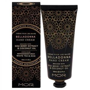 Mor Emporium Classics Belladonna Hand Cream 100 Ml