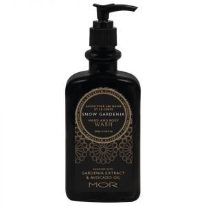 Mor Emporium Classics Snow Gardenia Hand And Body Wash 350 Ml