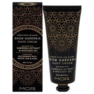 Mor Emporium Classics Snow Gardenia Hand Cream 100 Ml