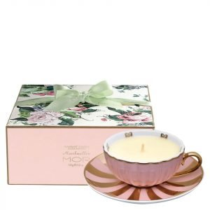 Mor Fragrant Tea Cup Candle 165 G