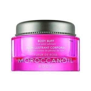 Moroccanoil Body Buff Fleur De Rose Vartalokuorinta 50 ml