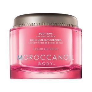 Moroccanoil Body Buff Fleur De Rose Vartalonkuorinta 180 ml