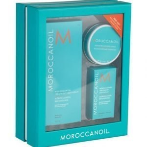 Moroccanoil Home & Away Lahjapakkaus