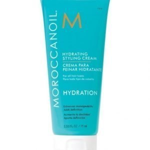 Moroccanoil Hydrating Styling Cream Muotoiluvoide 75 ml