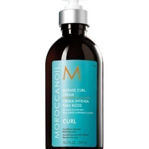 Moroccanoil Intense Curl Cream Kiharavoide 300 ml