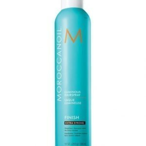 Moroccanoil Luminous Hair Spray Extra Strong Hiuskiinne 330 ml